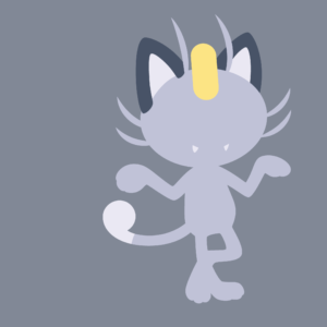 download 15 Meowth (Pokémon) HD Wallpapers | Background Images – Wallpaper …