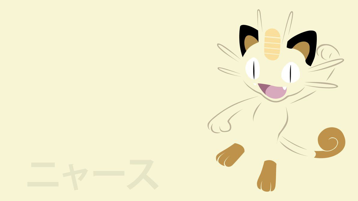 Meowth by DannyMyBrother on DeviantArt