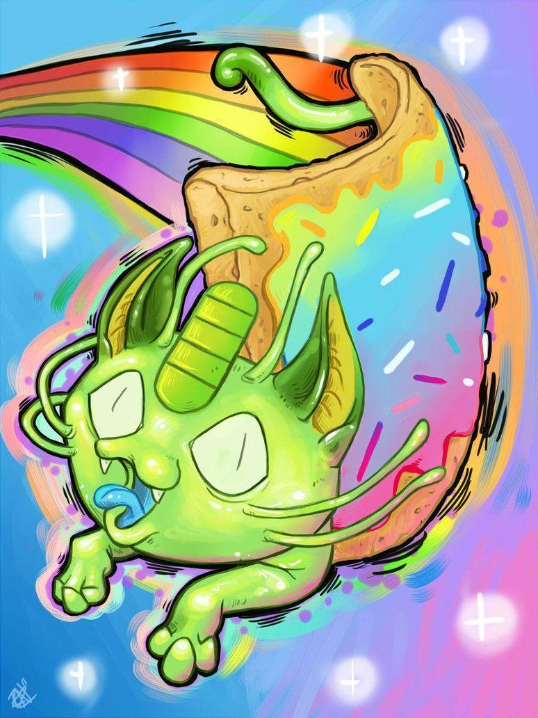 Meowth images Nyan Meowth HD wallpaper and background photos …