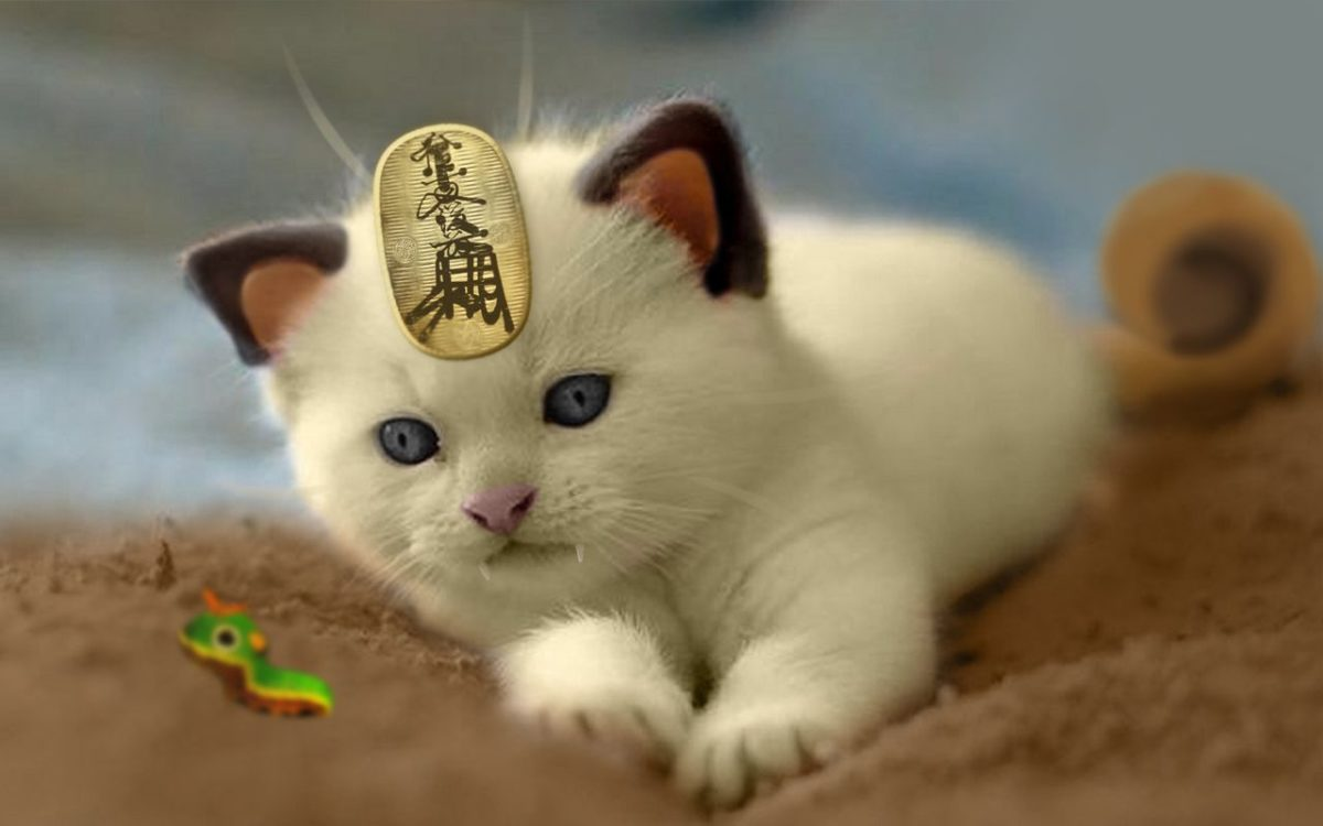 Pokecats Series 1 Meowth by OwOLinksu on DeviantArt