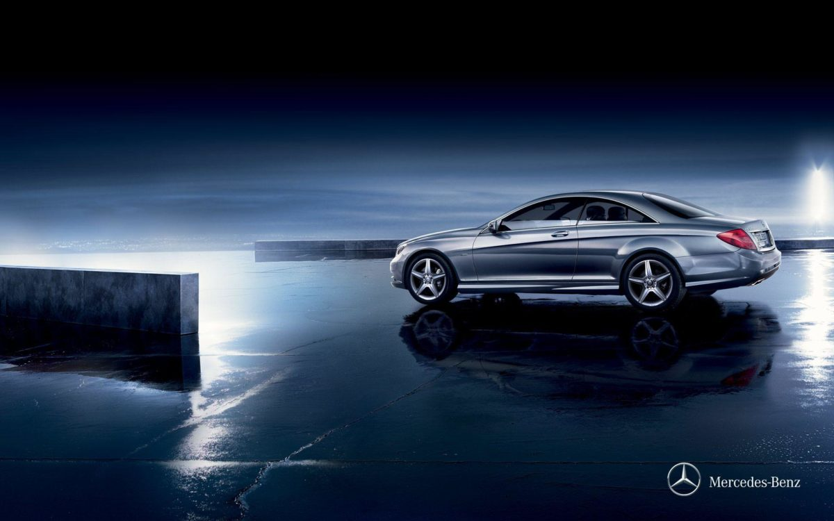 Mercedes Benz – wallpaper.