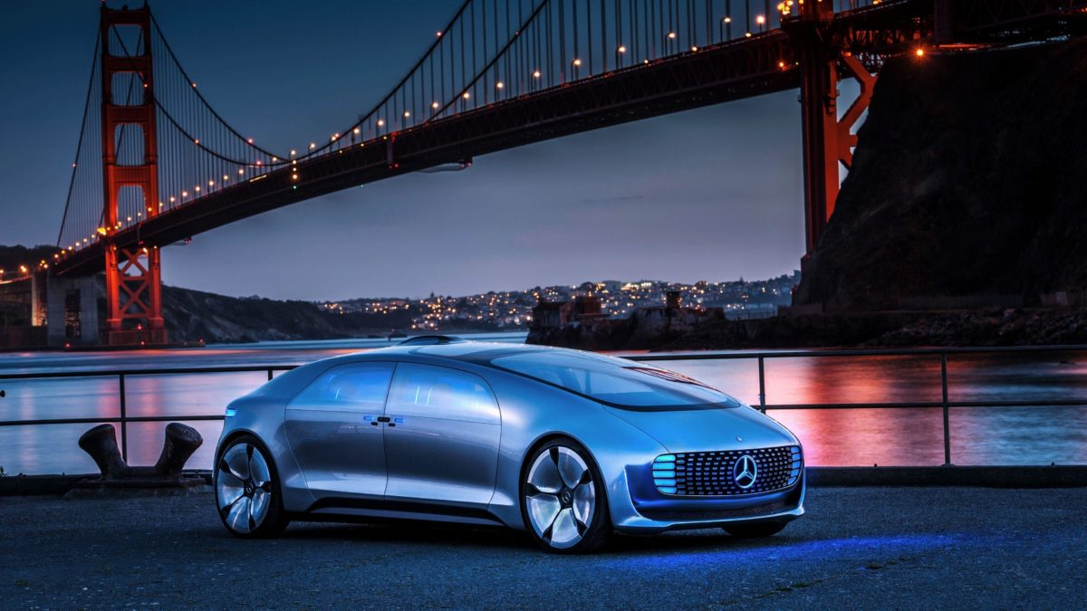 2015 Mercedes Benz F 015 Wallpaper | HD Car Wallpapers