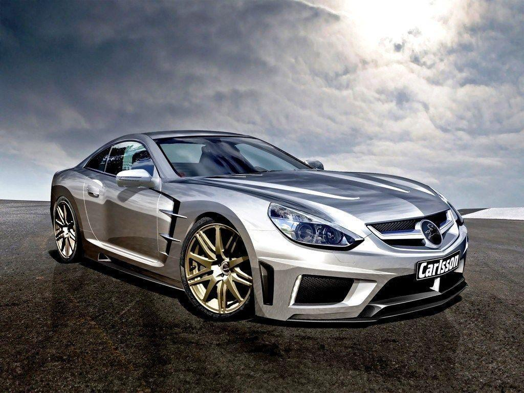Stunning Mercedes Benz Desktop Wallpapers