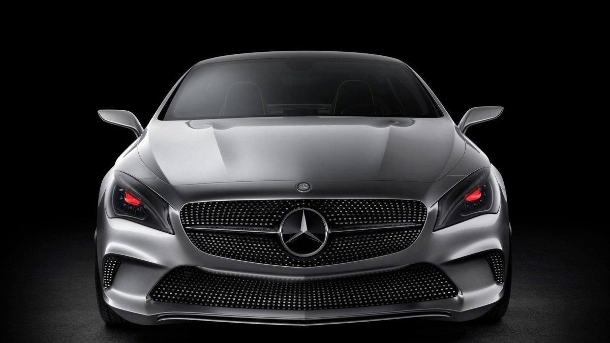 Mercedes Benz Concept Style Coupe Wallpaper