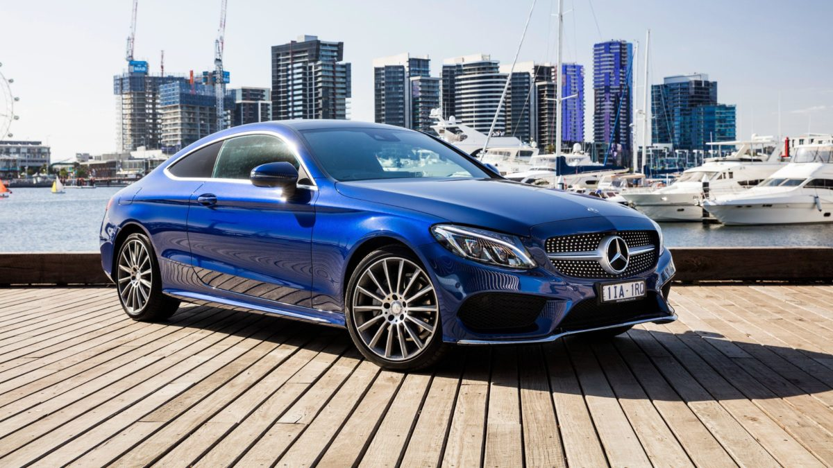 2016 AMG Mercedes Benz C Class Wallpaper | HD Car Wallpapers