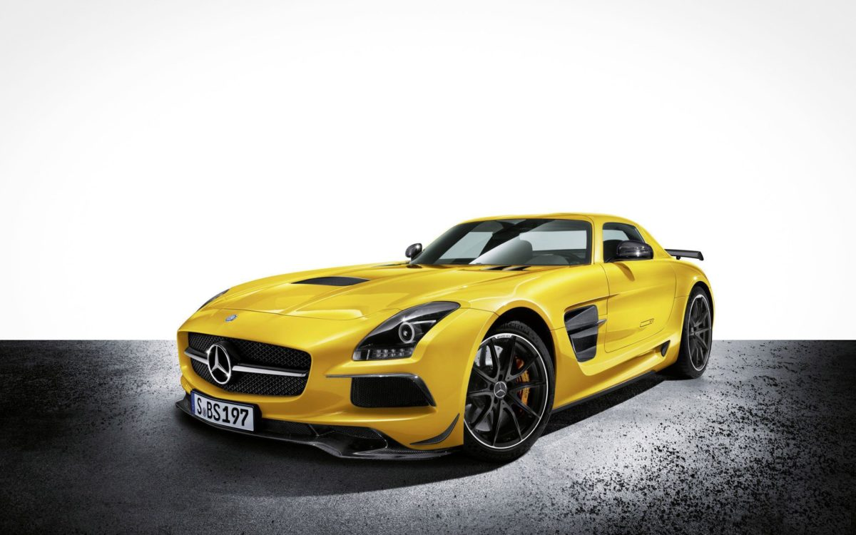 2014 Mercedes Benz SLS AMG Black Series Wallpaper | HD Car Wallpapers