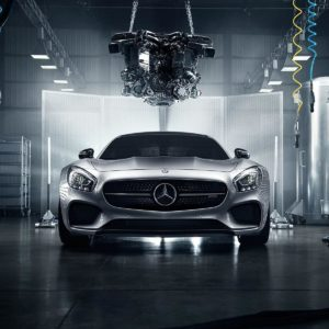 download 2016 Mercedes Benz AMG GT S Wallpaper | HD Car Wallpapers
