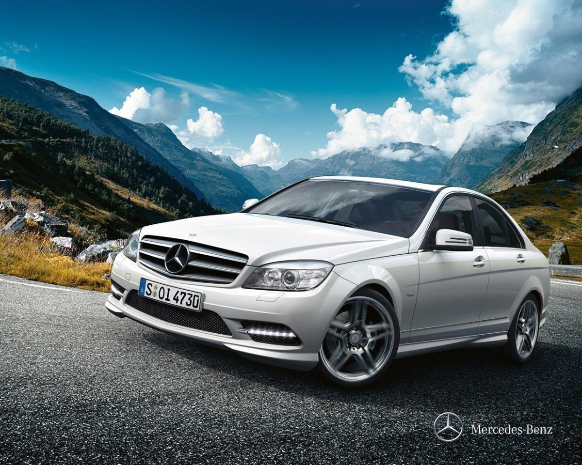 Mercedes Benz, Wallpapers and C class on Pinterest
