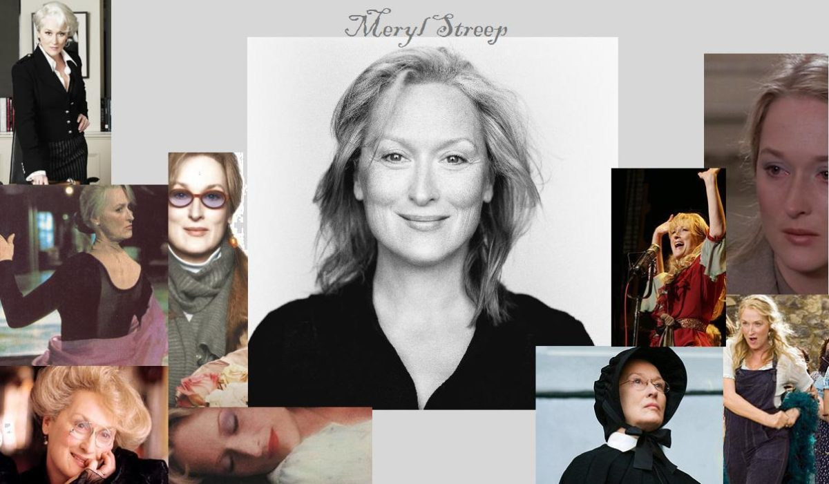 Meryl Streep Wallpaper HD
