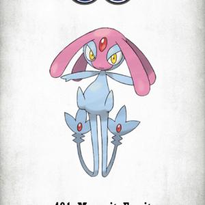 download 481 Character Mesprit Emrit | Wallpaper
