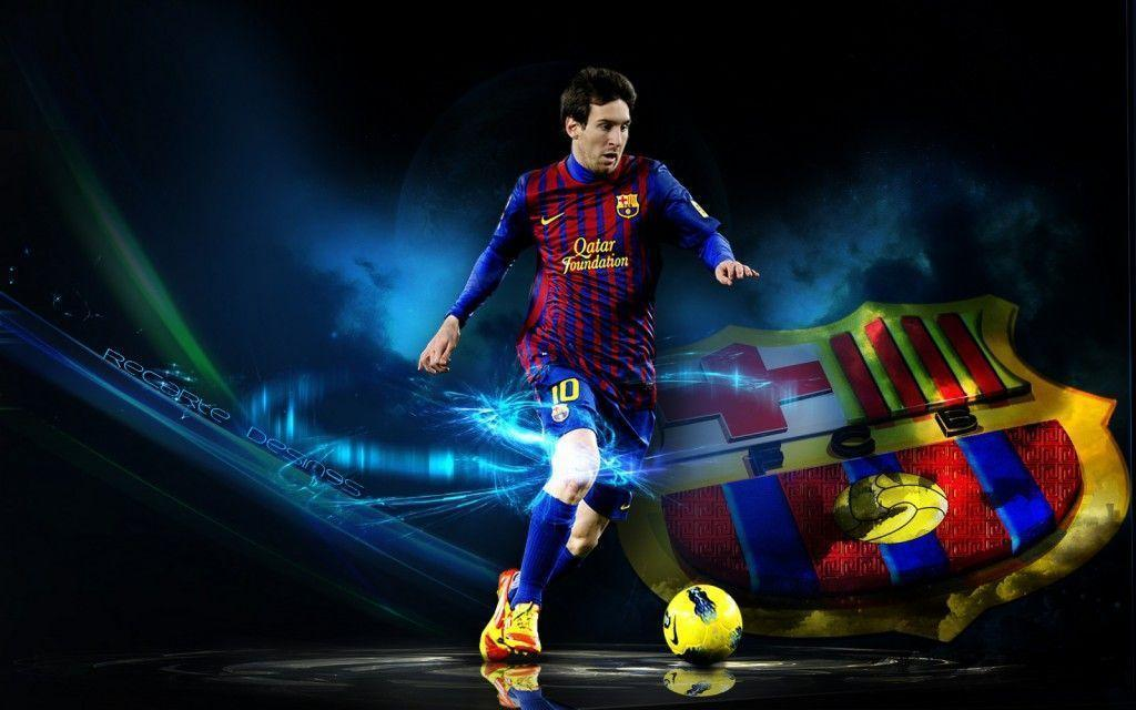 Lionel Messi Barcelona 2013 HD Wallpapers | Football Images