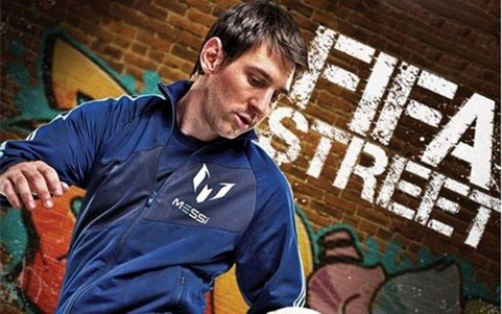 Sport: Nice Latest Lionel Messi Fifa Street Hd Wallpaper, lionel …