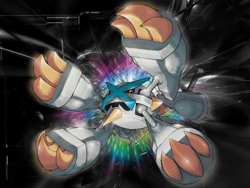 Mega Metagross   Wiki   Pokémon Amino