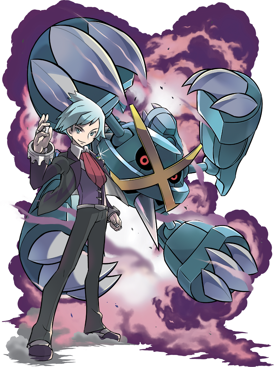 Steven's Metagross – Bulbapedia, the community-driven Pokémon …