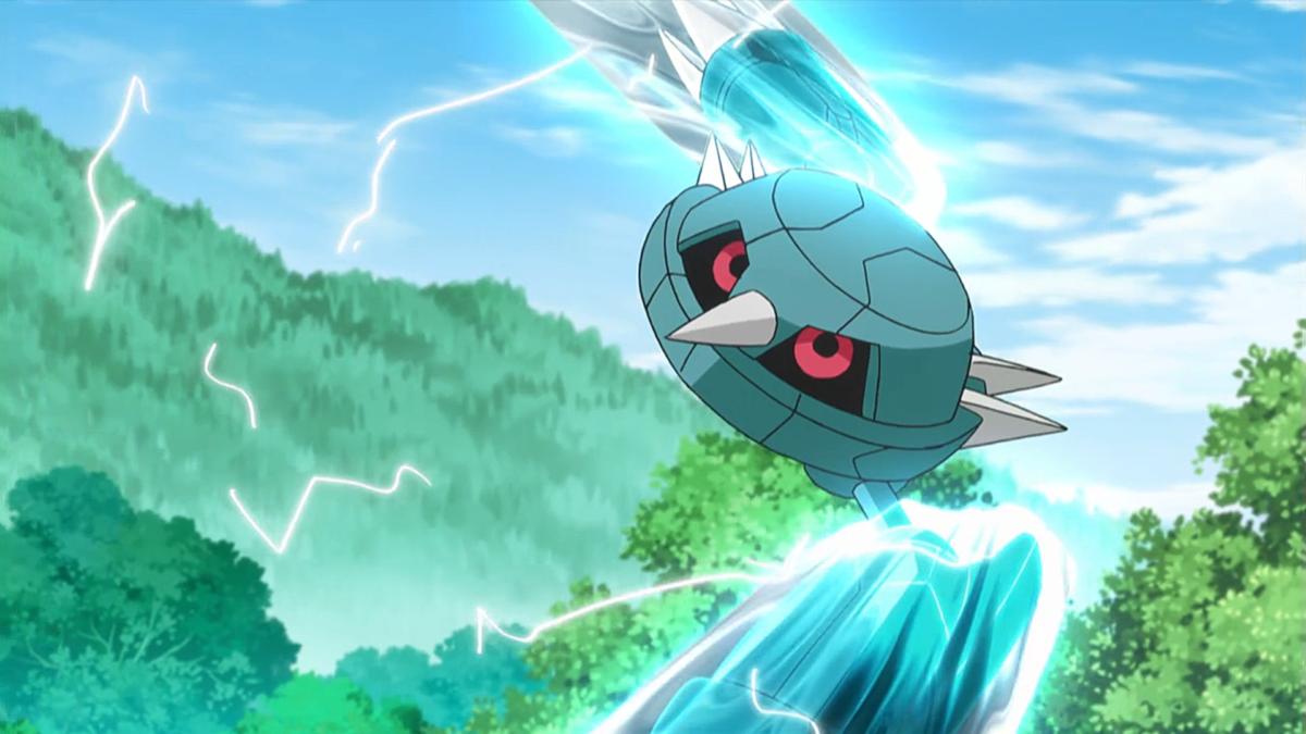 Image – Alain Metang Metal Claw.png   Pokémon Wiki   FANDOM powered …