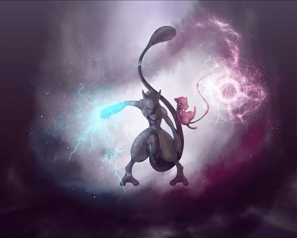28 Mew (Pokémon) HD Wallpapers   Background Images – Wallpaper Abyss
