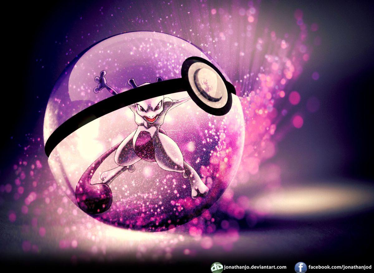 Pokemon Mew Wallpaper