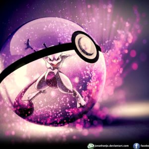download Pokemon Mew Wallpaper