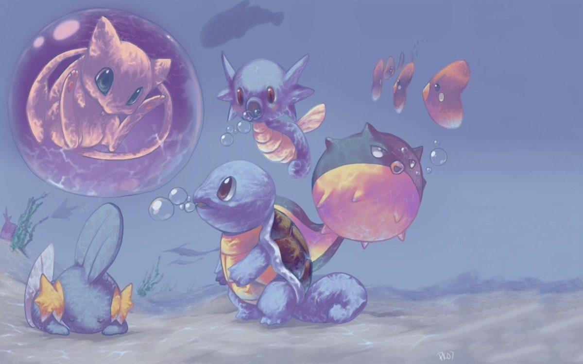 Mew the Pokemon images Beautiful Pokemon Mew Wallpaper HD …