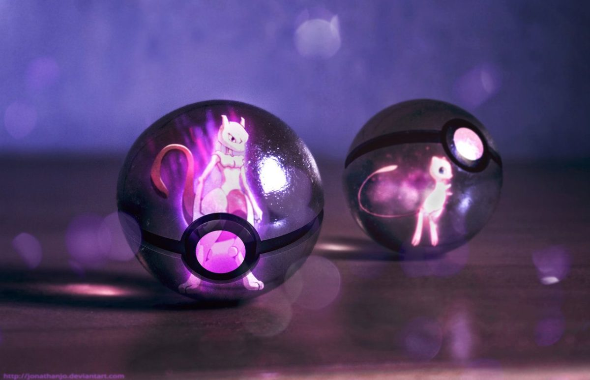 Pokemon Hd Mewtwo Wallpapers on WallpaperGet.com