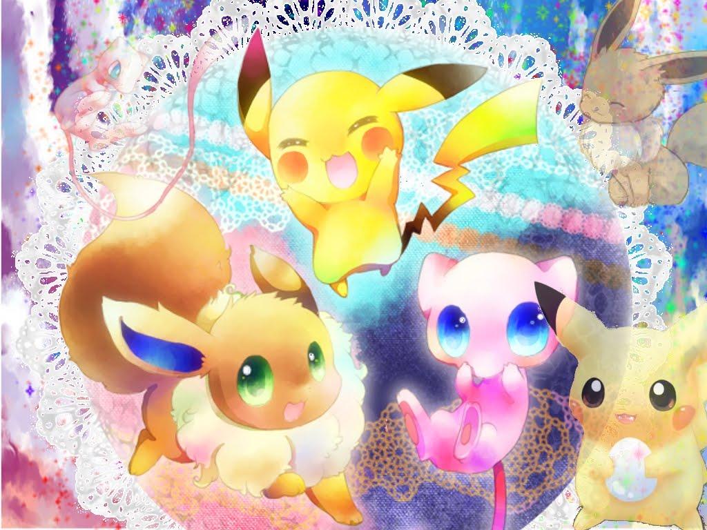 pokemon cute   Pokemon Cute Wallpapers ~ Anime Wallpapers Zone …