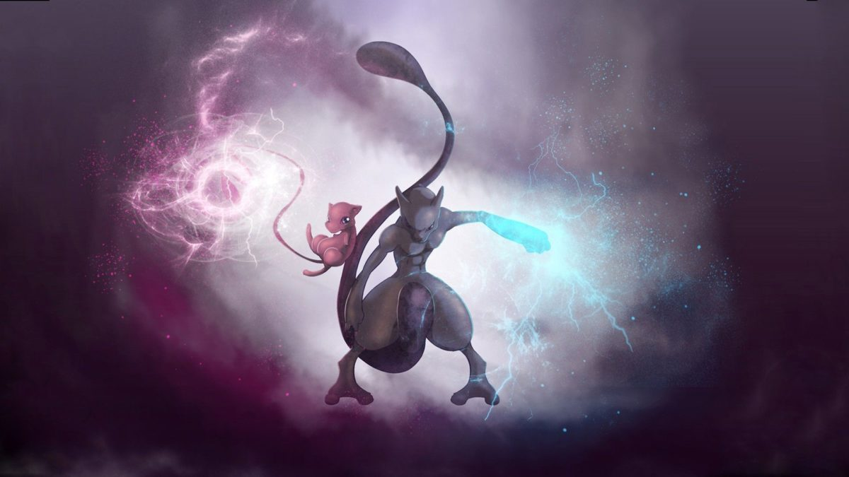 Mewtwo HD Wallpapers