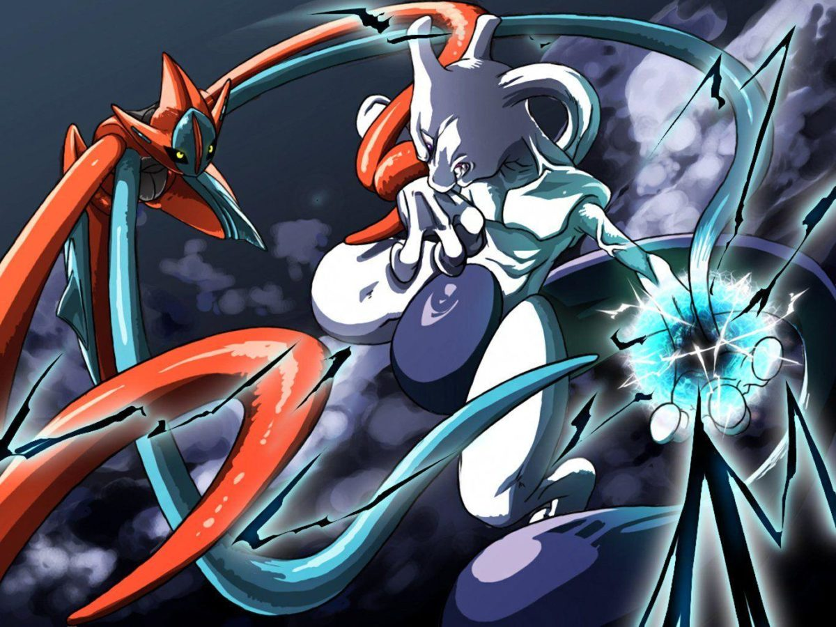 74 Mewtwo (Pokémon) HD Wallpapers | Backgrounds – Wallpaper Abyss