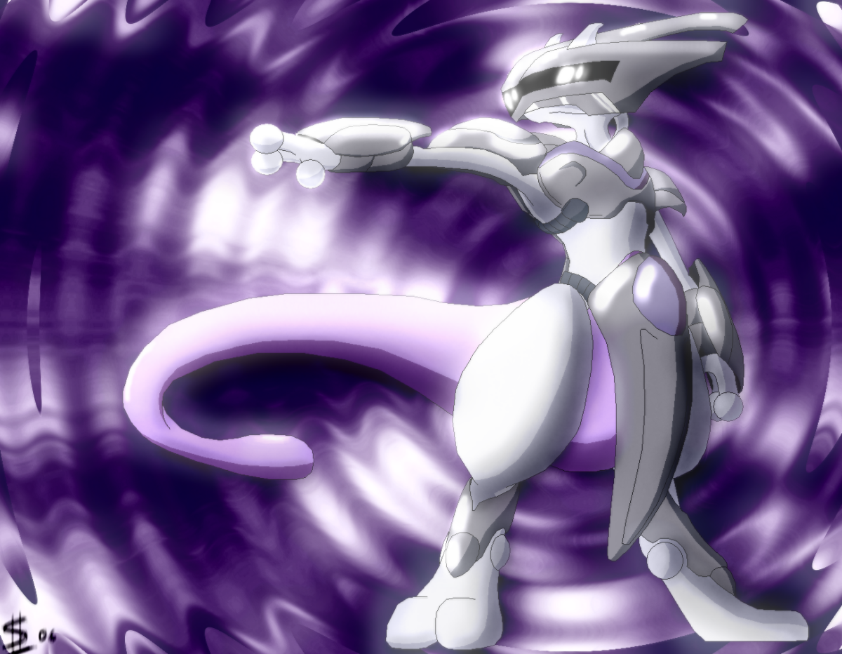 Mewtwo And Mew Wallpaper 36108 | CINEMARKS