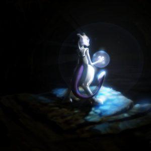 download Mewtwo Fan Art Hd 1032×774 | #59087 #mewtwo