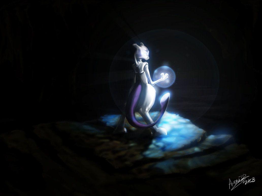 Mewtwo Fan Art Hd 1032×774 | #59087 #mewtwo