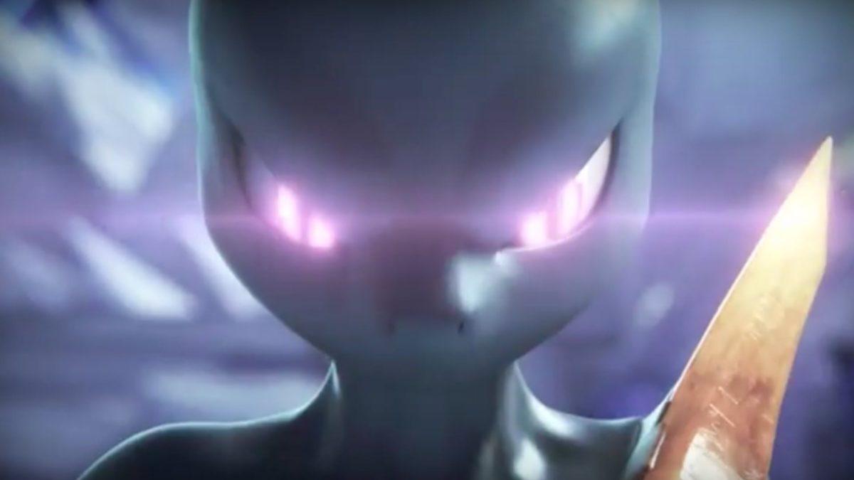 Pokkén Tournament – Shadow Mewtwo Announcement Trailer – YouTube