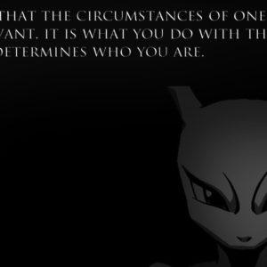 download Anime Mewtwo Pkemon Quotes – WallDevil