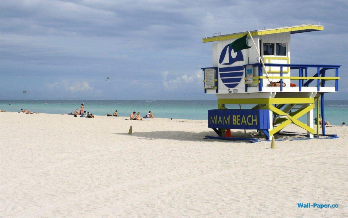 Miami Beach Wallpaper | Download Wallpapers
