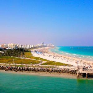 download Miami Beach Sea wallpaper