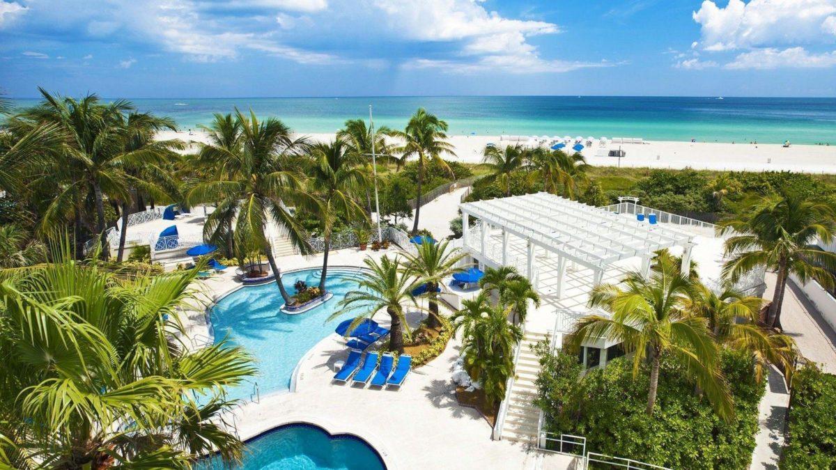 Savoy Hotel Miami Beach Wallpaper 1920×1080 | Hot HD Wallpaper