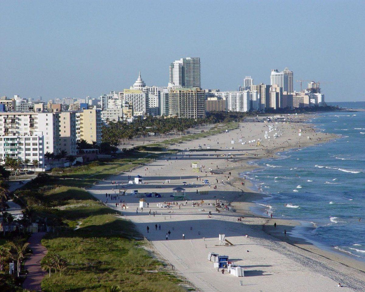 Miami Beach Widescreen picture Wallpaper – Laut Digital