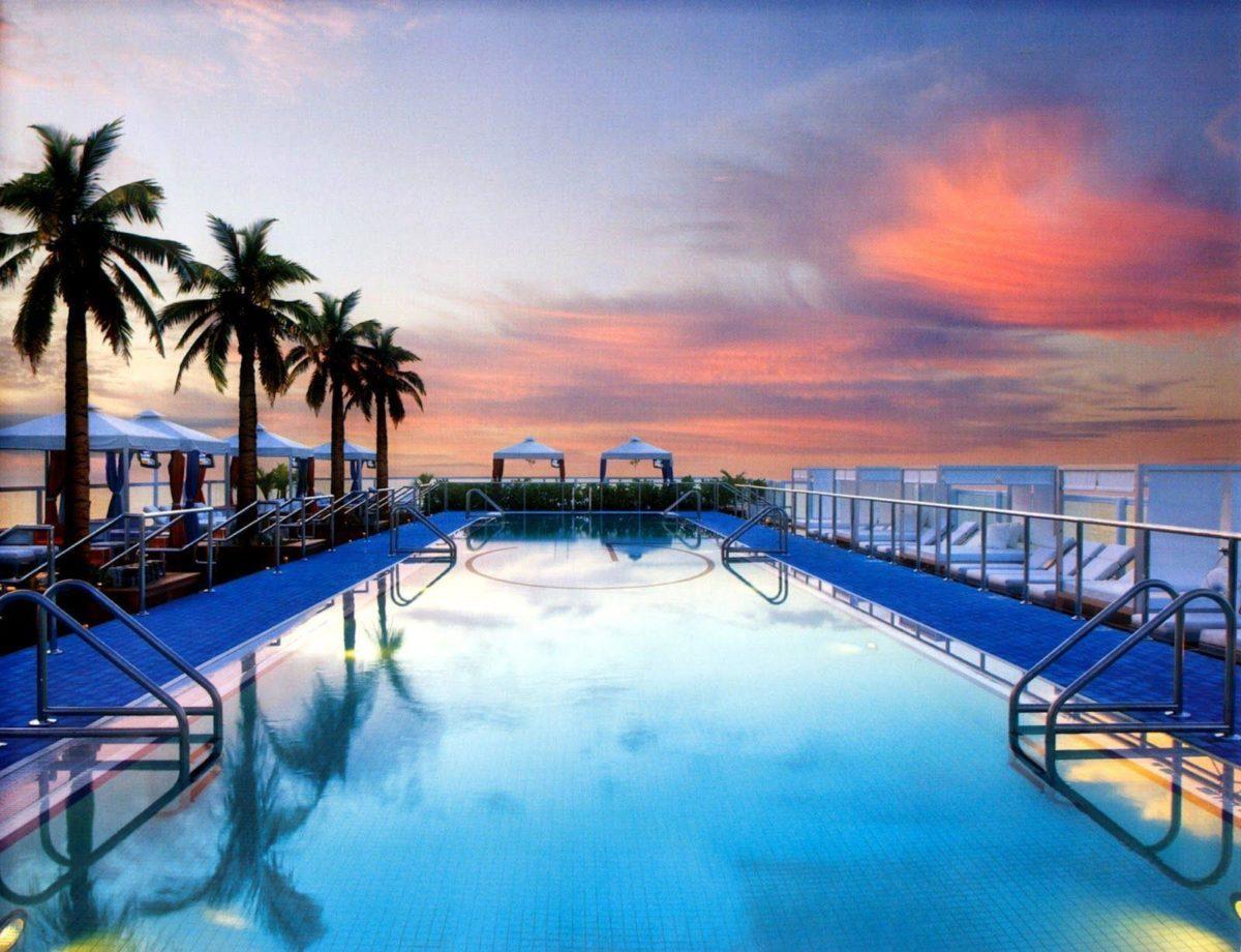 Miami Beach Wallpaper Widescreen Gansevoort Miami Beach Hd …