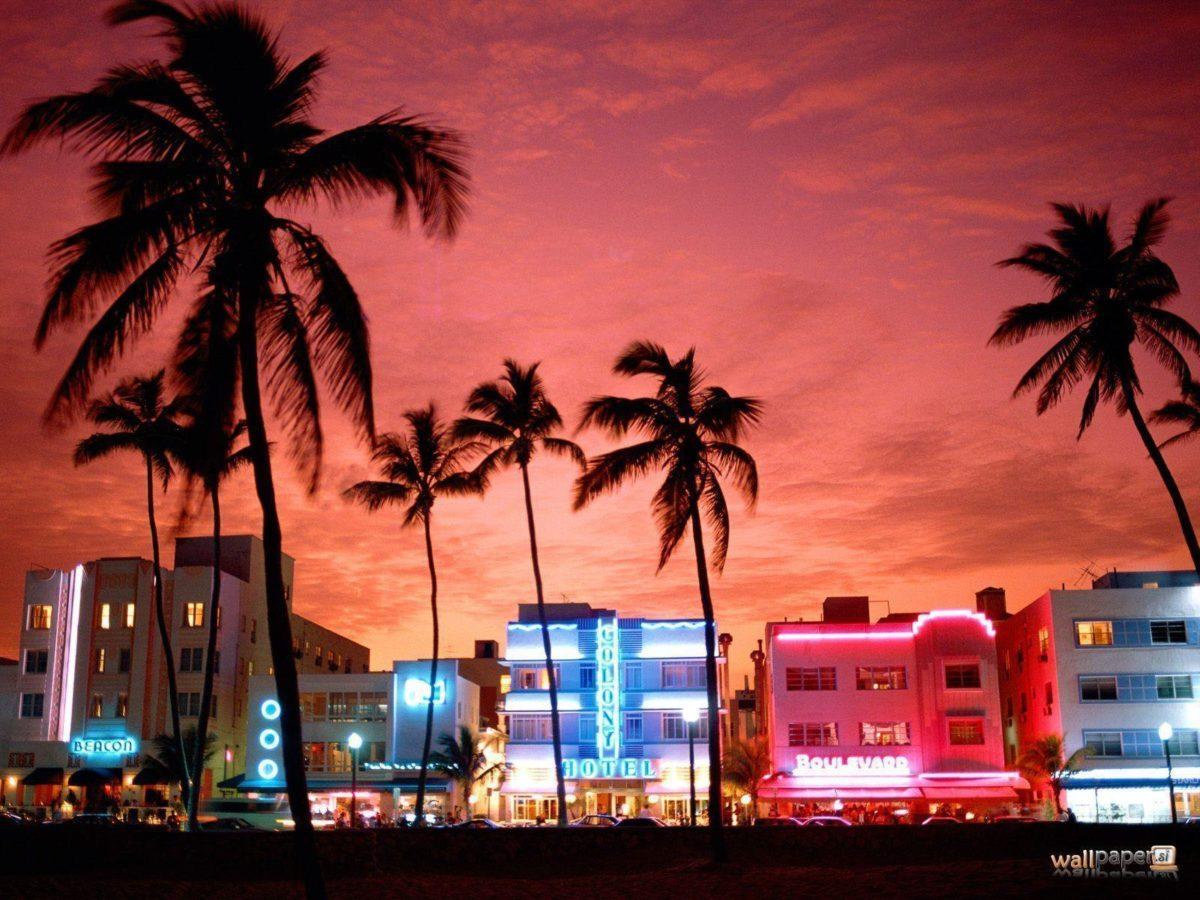 Miami Beach Skyline Wallpaper Beach Watch Miami Beach Skyline Hd …
