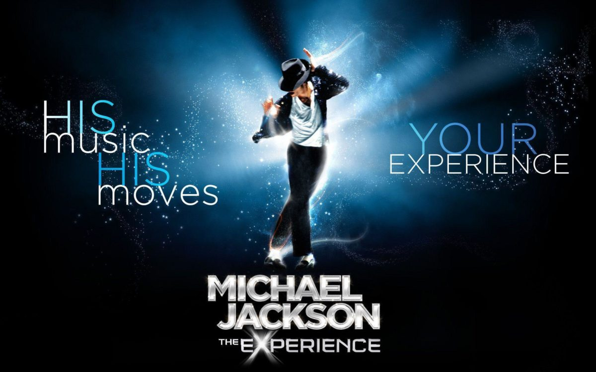Michael Jackson The Experience Wallpapers | HD Wallpapers