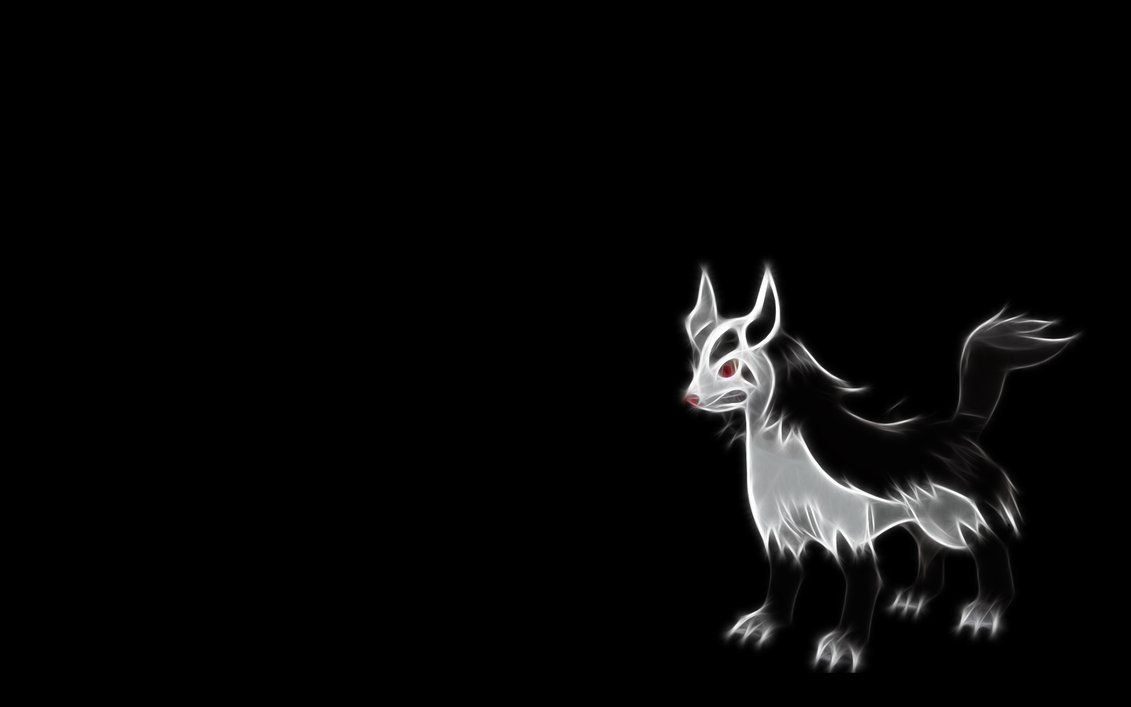Mightyena Wallpaper by Phase-One on DeviantArt