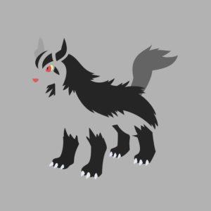 download Mightyena by ordona-spirit on DeviantArt