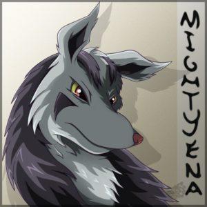 download Mightyena… again by HyenaVitani on DeviantArt