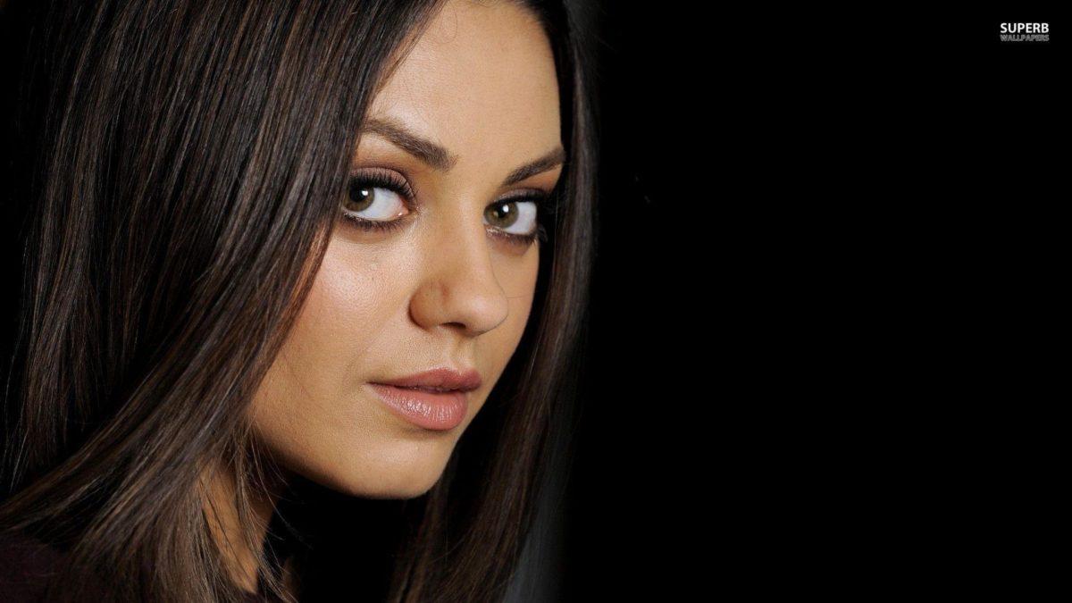 Mila Kunis wallpaper – Celebrity wallpapers – #