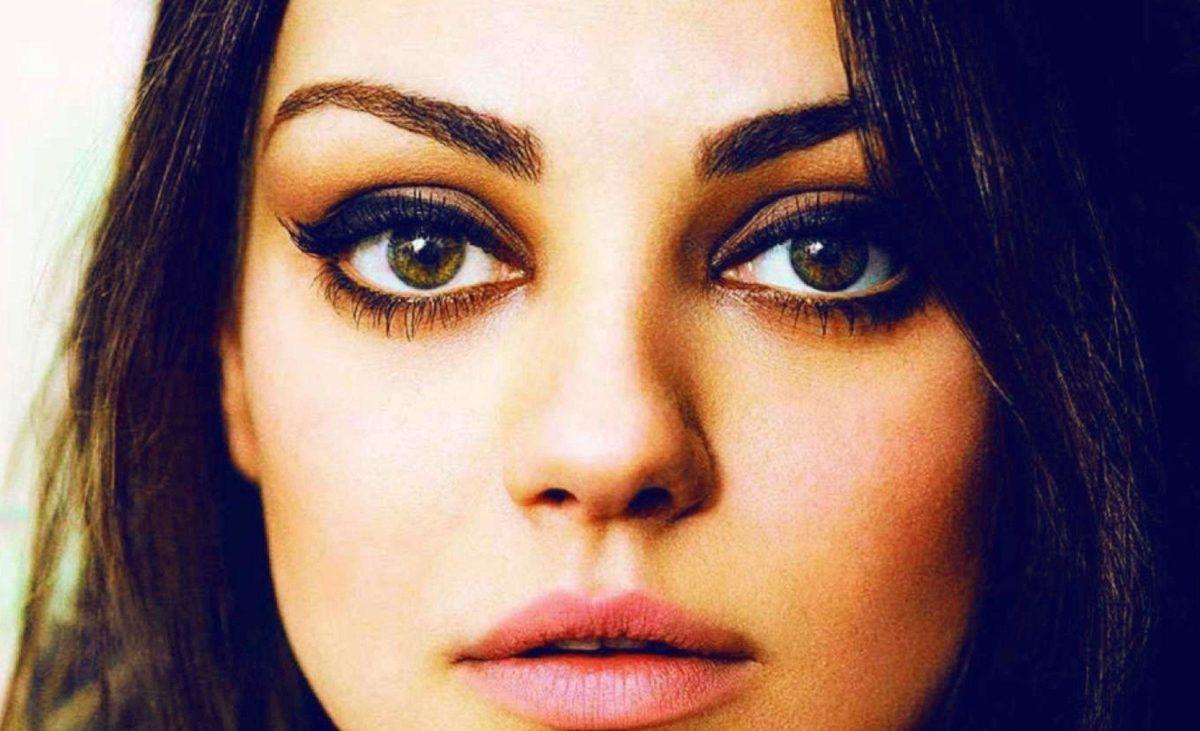 Mila Kunis Eye Wallpaper HD – dlwallhd.com