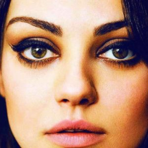 download Mila Kunis Eye Wallpaper HD – dlwallhd.com