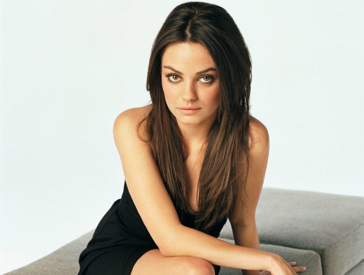 Mila Kunis Wallpaper 39277 in Celebrities F – Telusers.com