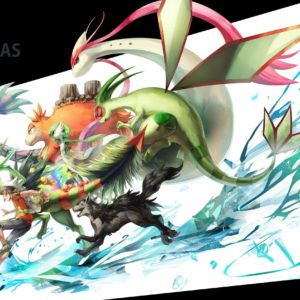 download 10 Milotic (Pokémon) HD Wallpapers | Background Images – Wallpaper Abyss