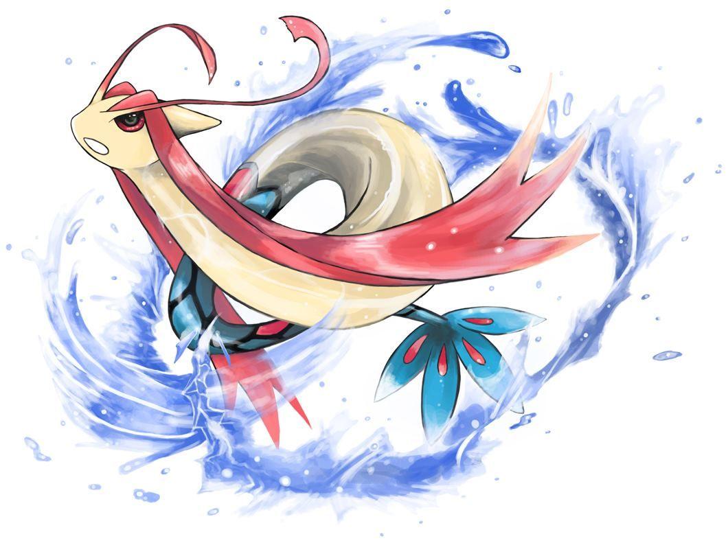 Milotic – Pokémon – Zerochan Anime Image Board
