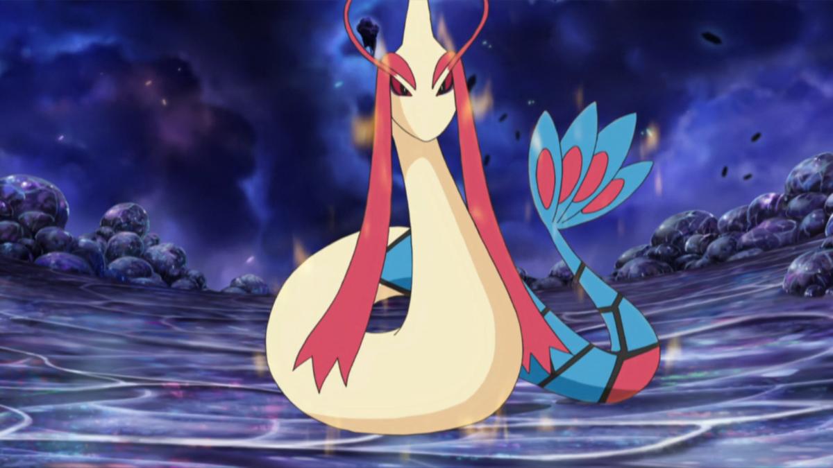 Image – Lusamine Milotic.png | Pokémon Wiki | FANDOM powered by Wikia