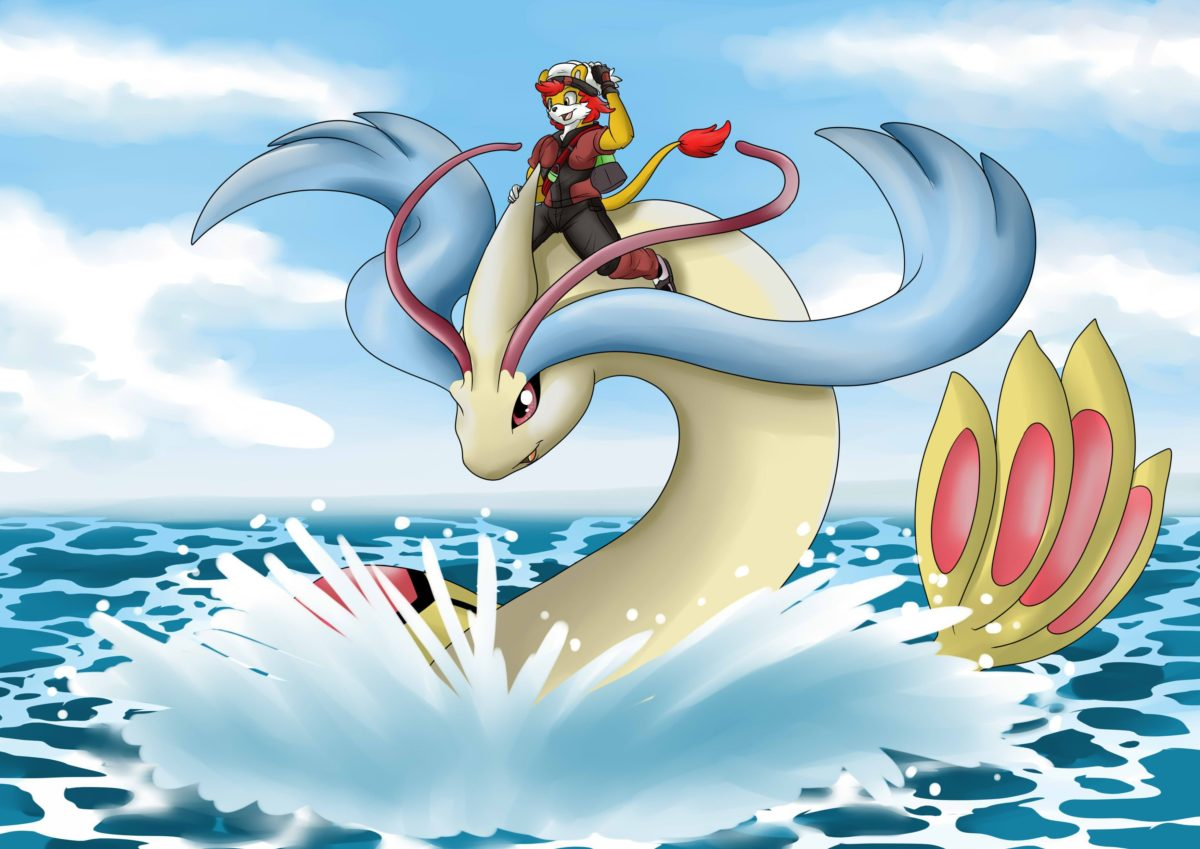 Milotic Wallpapers Images Photos Pictures Backgrounds